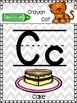 Alphabet Posters (Chevron Addition)
