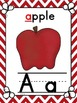 Alphabet Posters + matching number and word wall heading p