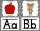 Alphabet Posters - Circles