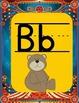 Alphabet Posters: Circus 1