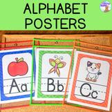 Alphabet Posters - Classroom Decor
