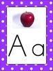 Alphabet Posters Custom Order
