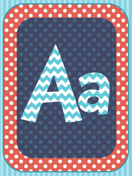 Alphabet Posters- Dr. Seuss Edition