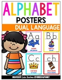 Alphabet Posters- Dual Language