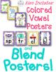 Alphabet Posters, Editable Bunting & Worksheets {Polka Dot