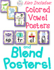 Alphabet Posters, Editable Bunting & Worksheets {Polka Dot