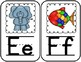 Alphabet Posters {FREE}