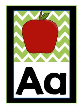 Alphabet Posters FREE