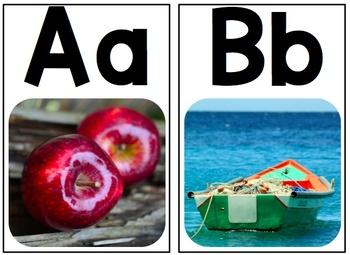 Alphabet Posters ::FREEBIE::