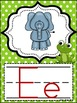 Alphabet Posters (FROG Themed)