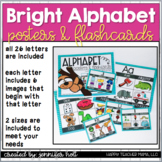 Alphabet (Posters & Flashcards)
