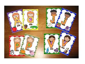 Alphabet Posters Galore Growing Bundle