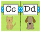 Alphabet Posters (Green Dots)