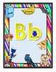Alphabet Posters Inspired by Pete The Cat