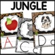 Alphabet Posters (Jungle Themed)
