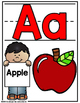 Alphabet Posters-Kid Theme