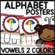 Alphabet Posters (Lady Bug Themed)
