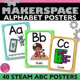 Makerspace Posters Alphabet