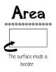 Alphabet Posters - Math Edition