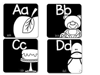 Alphabet Posters --Mini