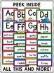 Alphabet Phonics Posters