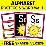 Phonics Alphabet Posters
