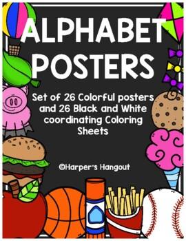 Alphabet Posters *NEW*