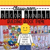 Building Block Alphabet Posters, Numbers Posters and Calendar plus more in