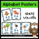 Alphabet Posters:  Owl Full-Page