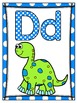 Alphabet Posters- POLKA DOT EDITION- 3 COMPLETE SETS A-Z POSTERS