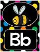 Alphabet Posters (Polka Dot Theme)