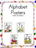 Alphabet Posters Portrait