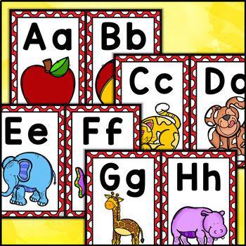 Alphabet Posters - Print