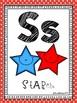 Alphabet Posters Polka Dot Theme