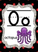 Alphabet Posters - Red and Black Polka Dots/ Ladybug Theme