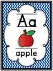 Alphabet Posters (Retro)
