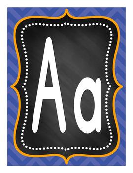 Alphabet Posters Set 2