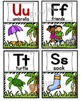 Alphabet Posters Set ~ Safari Theme
