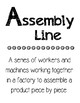Alphabet Posters - Social Studies Edition