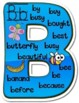 Sight Word Vocabulary Building Posters K-2