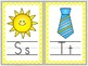 Alphabet Posters - Sweet and Sunny Theme {Yellow and Grey}