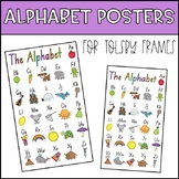 Alphabet Posters - Tolsby Frames
