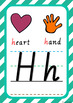 Alphabet Posters (Victorian Cursive & on Dotted Thirds)