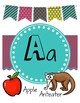 Alphabet Posters~ Vowels Identified!