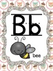 Alphabet Posters - Woodland Theme