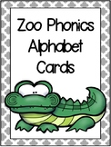 Zoo Phonics Alphabet Posters