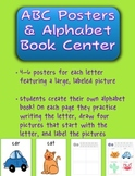 Alphabet Posters and ABC Book Center