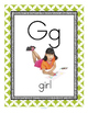 Alphabet Posters and Flashcards Using Photos
