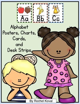 Alphabet Posters and More...