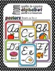 Alphabet Posters and Resources {Cursive} Bundle